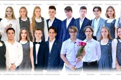 Выпускники 2020 года