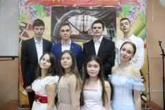 Районный кадетский бал - 2020